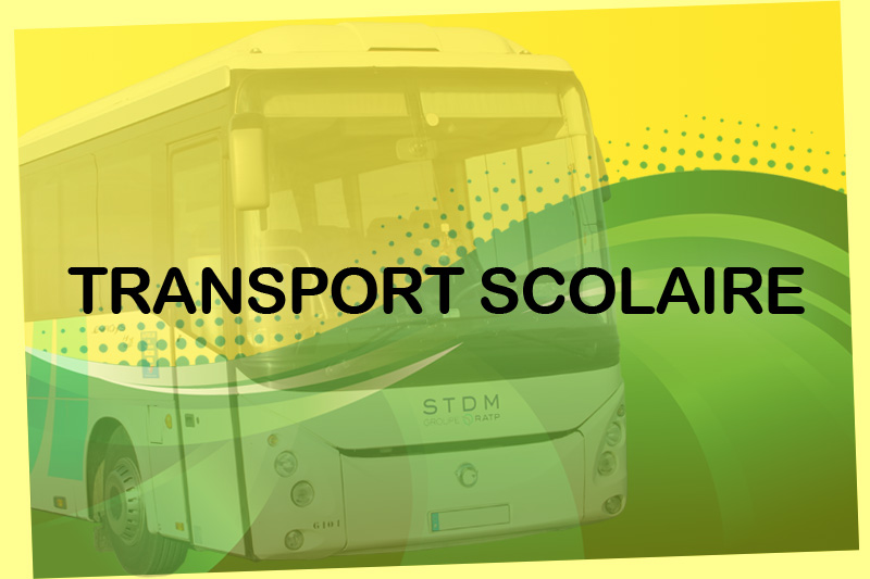 """Transports scolaires """"post-bac"""""""