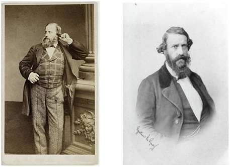 Julius Brenchley montage