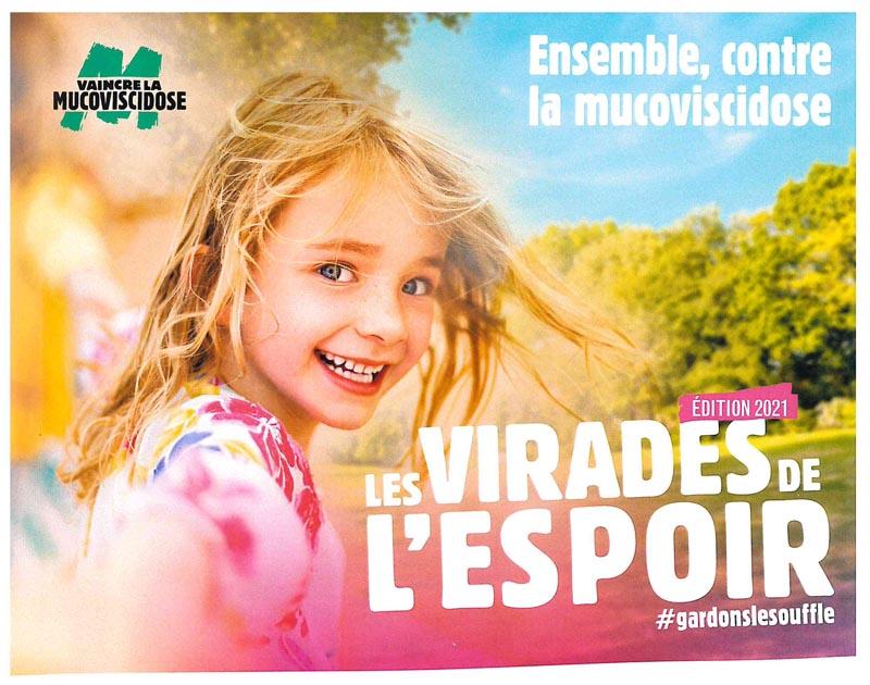 Read more about the article Les Virades de l'Espoir